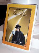 RARE Disney Exclusives DVD - Zorro Season 2 Volume 1 - Color / Remastered