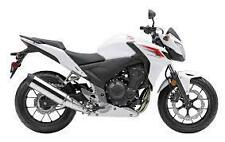 Stormforce Waterproof Bike Cover for Honda CB500F / 500X / 500R 4 Layer Fabric