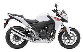 Waterproof Bike Cover for Honda CB500F / 500X / 500R 4 Layer Fabric / Stormforce