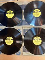 Lot 7 Different MGM 78 RPM Records Mooney, Shearing, Korn Kobblers
