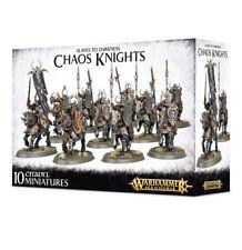 Warhammer Fantasy/Age of Sigmar Chaos Knights NIB