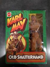 ★VINTAGE Big Jim - Karl May Old Shatterhand 1977 / Mattel No.9405★