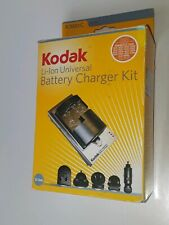 Kodak Battery Charger Kit K7600-C Li-lon Universal