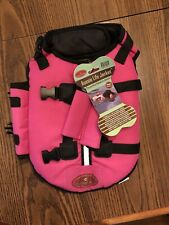 Outback Jack Aussie Life Jacket Color: Pink Size: Medium  Weight: 20-40 Lbs