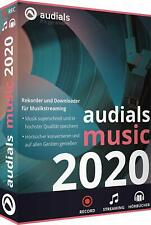Audials Music 2020 Download EAN 4023126121134