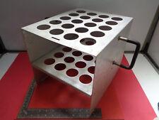 Laboratory test tube metal stand 20 x 45mm LOTLABSTD91