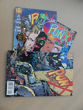 Punx 1 - 3 . Valiant / Acclaim 1995 . VF - minus