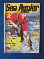 Sea Angler - Fishing Magazine - March 2002