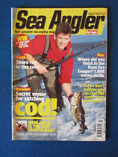 Sea Angler - Fishing Magazine - March 2002