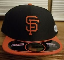 San Francisco Giants New Era fitted hat 7 7/8 NWT 2014 World Series