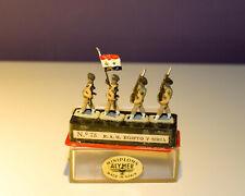 ALYMER Miniploms nº73. Soldados de plomo. 20mm (1:87). R.A.U. Egipto y Siria.