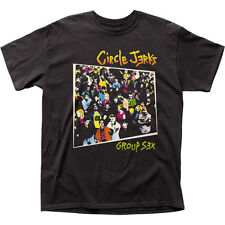 CIRCLE JERKS - Group Sex T-shirt - Size Medium M - NEW - Hardcore Punk