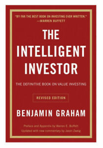 The Intelligent Investor: The Definitive Book on Value Investing. A Book  - GOOD