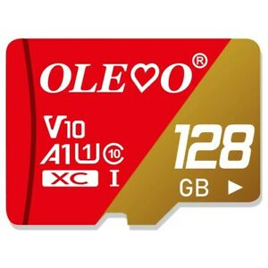 Tarjeta Micro SD 128GB - NUEVA-  tarjeta mini TF