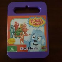 Yo Gabba Gabba! - New Friends (DVD, 2010)