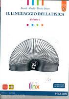 LINGUAGGIO DELLA FISICA. CON ESPANSIONE ONLINE. LIBROLIM.+dvd rom