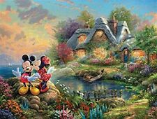 Disney Puzzle - Mickey Mouse and Minnie Mouse - Ceaco by Ceaco