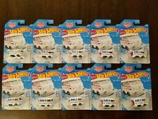 Hot Wheels 2019 Kool Kombi White Magnus Walker HW Volkswagen #2/10 (Lot of 10)