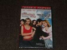 NEW SEALED - THE SWEETEST THING & LITTLE BLACK BOOK - DOUBLE FEATURE DVD