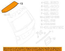 Mercedes MERCEDES-BENZ OEM 12-15 ML350-Spoiler / Wing Kit 16679000889999