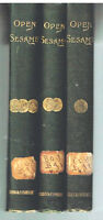 Open Sesame  Vol. 1,2 & 3 edited by Blanche Bellamy 1898 Rare Antique Book! $