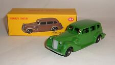 Atlas / dinky toys no 39a Packard huit berline, - Superbe Mint.