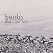 Bento : Absent Without Leave CD