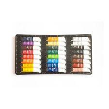 24 Pcs Oil Paint Set Professional Artist Paints Painting Pigment 24X12ml Tubes