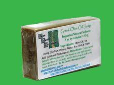 Olive Oil Soap Acne Dry Skin Triple Milled Organic Estate made 3.5oz bars: $2.25