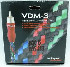 Audioquest VDM-3 Digital Coaxial Cable 2 meter