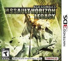 Ace Combat Assault Horizon Legacy 3DS New nintendo_3ds;