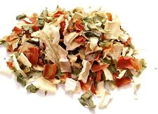 Mixed Dried Vegetables Grade A Premium Quality Free UK P & P