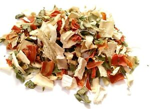 Mixed Dried Vegetables A Grade Premium Quality Free UK P & P