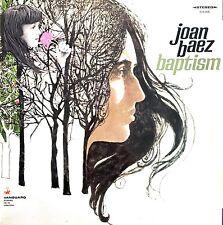 Joan Baez LP Baptism - France (EX/M)