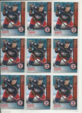 **Lot of 100** 2017-18 Upper Deck UD Pierre-Luc Dubois Rookie Cards RC #4 NHCD