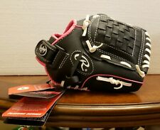 Rawlings Players Series 10.5 inches  Right Hand Throw Tee Ball  Glove/Mitt New *