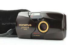 【TOP MINT w/case】OLYMPUS Mju II Limited 35mm f2.8 Point & Shoot Camera JAPAN