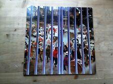 The Prisoner Original TV Soundtrack Music NM Vinyl Record WEBA 066 & Inserts