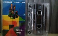 Fairport Convention Tipplers Tales cassette tape.