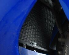 Honda CBR1100 XX Blackbird 1997 R&G Racing Radiator Guard RAD0135BK Black