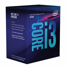 Intel Core i3-8300 3.7GHz 8MB Coffee Lake Boxed Desktop Processor