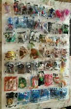 COLLECTIBLE! Huge Lot Of 53 Sealed McDonald's Happy Meal Toys