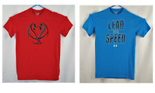 Lot of 2 Under Armour Heat Gear Loose Fit Tee  Shirts Size  Medium