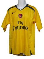 Nuevo Nike Arsenal Player Tema Fútbol EPL Partido Away Camiseta manga corta