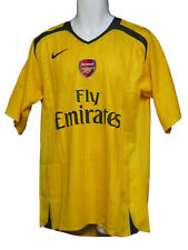 Nike Arsenal Fútbol del club Player tema CL camisa 2006-08 Long manga XXL