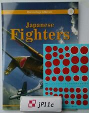 Japanese Fighters - Camouflage & Decals - Kagero English!
