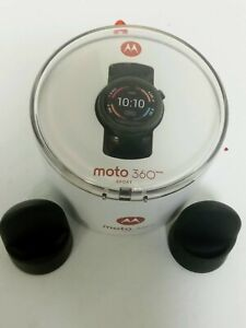 FOR PARTS Motorola Moto360 Sport Watch + Original Box + bonus