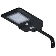 Solar LED Residential Light. Multi Functional Outdoor PIR Motion Sensor Security