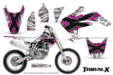 HONDA CRF 150 R CRF150R 07-15 CREATORX GRAPHICS KIT DECALS TRIBALX PW