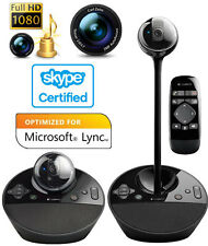 Logitech BCC950 All-in-One Conference Video Webcams Full HD 1080P